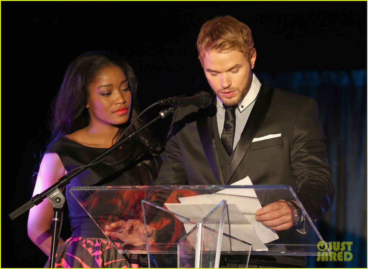 kellan lutz saving innocence gala with keke palmer 17