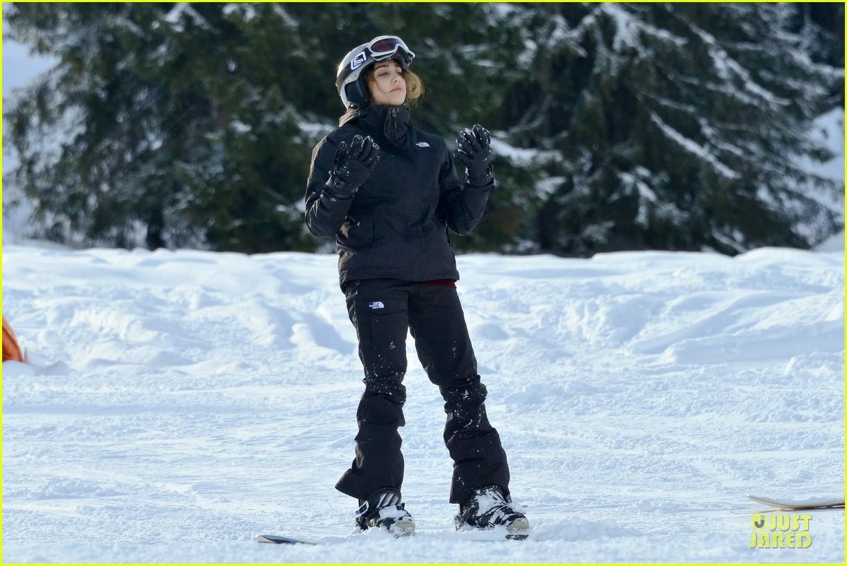 madonna we go hard in snowy switzerland 033020056