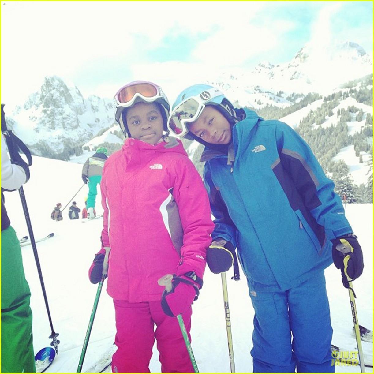 madonna we go hard in snowy switzerland 083020061