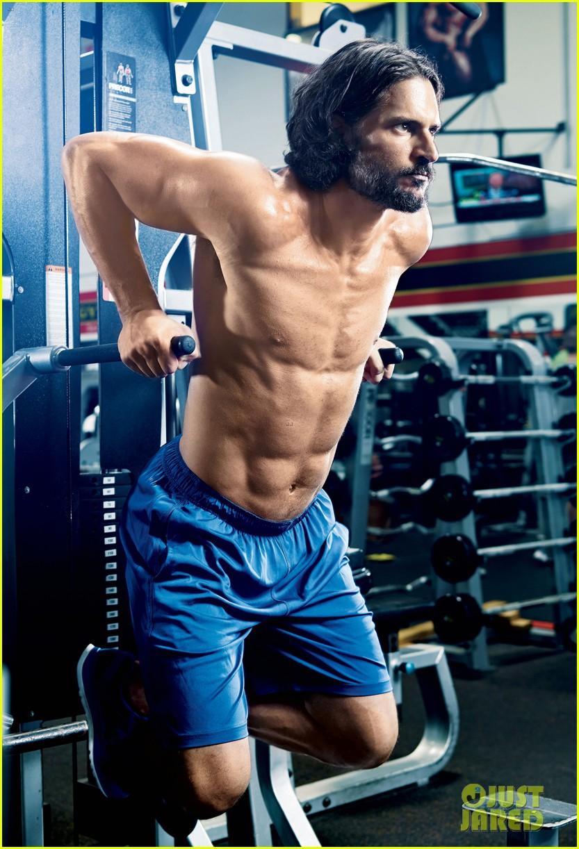 Joe Manganiello Workout Muscle And Fitness