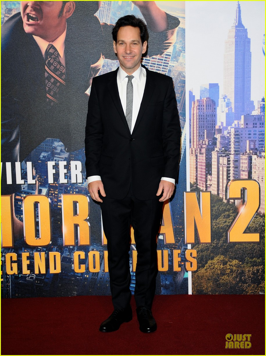 james marsden will ferrell anchorman 2 london premiere 093010110