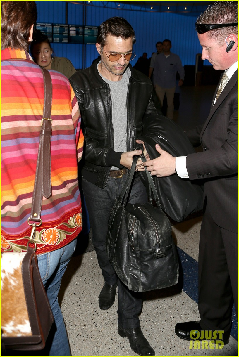 olivier martinez back in the states after promoting physician 033016492