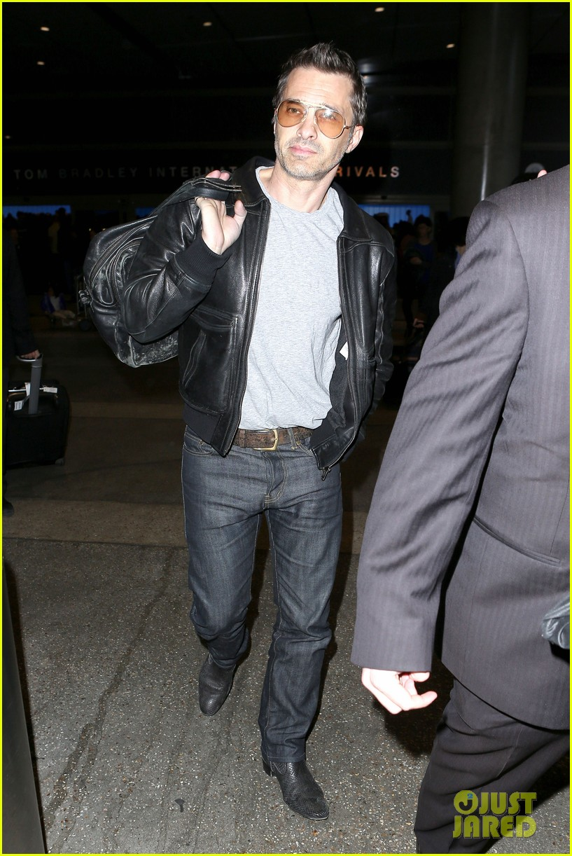 olivier martinez back in the states after promoting physician 133016502