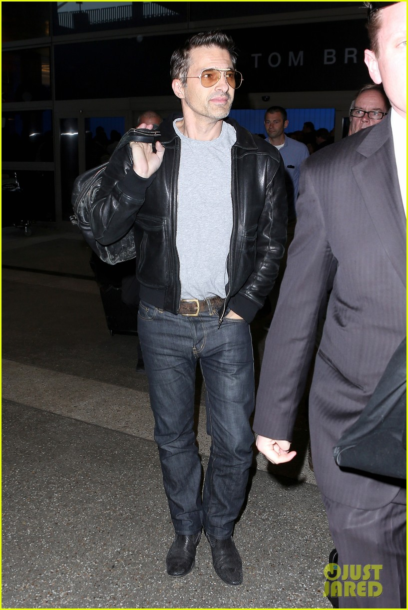 olivier martinez back in the states after promoting physician 14