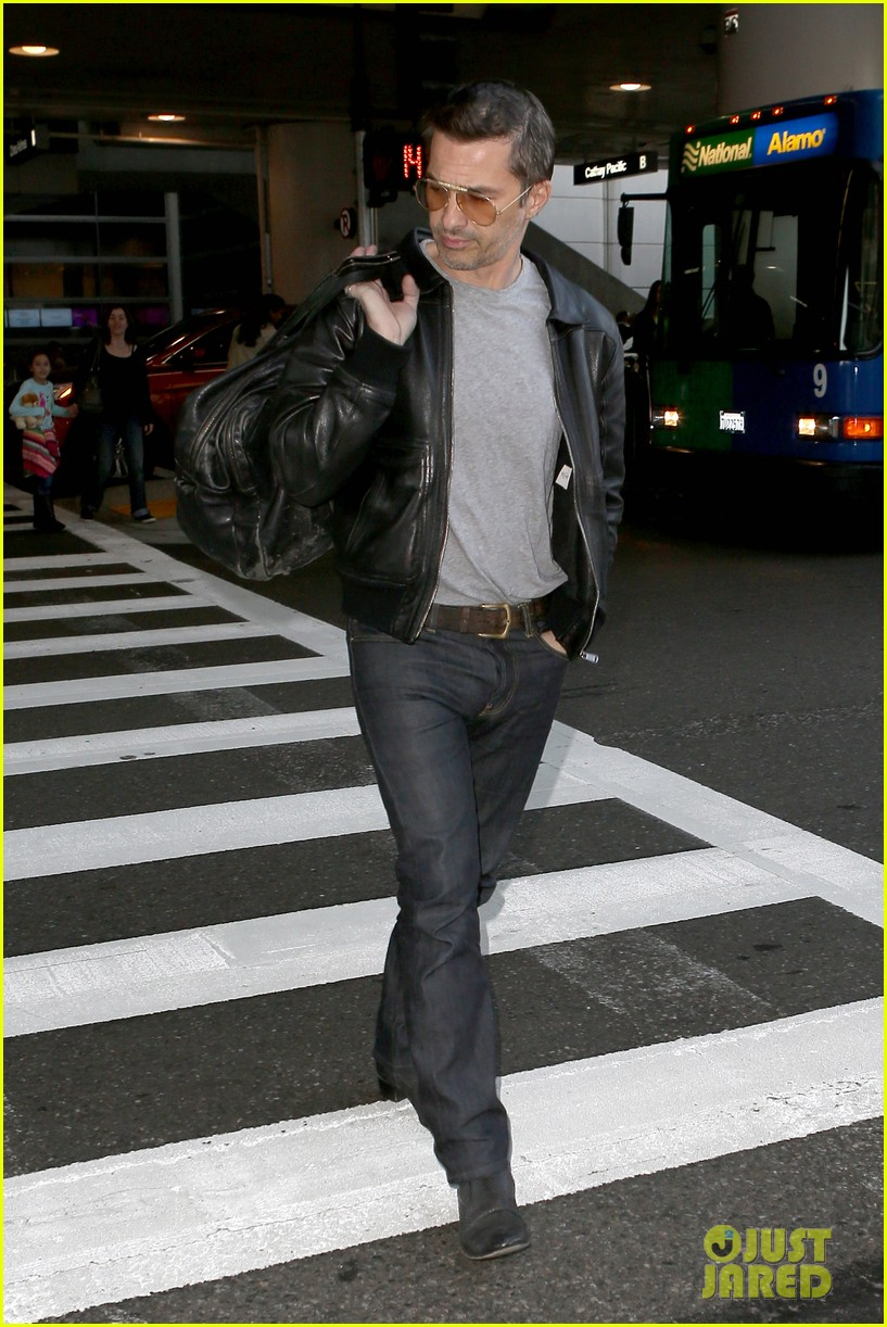 olivier martinez back in the states after promoting physician 153016504