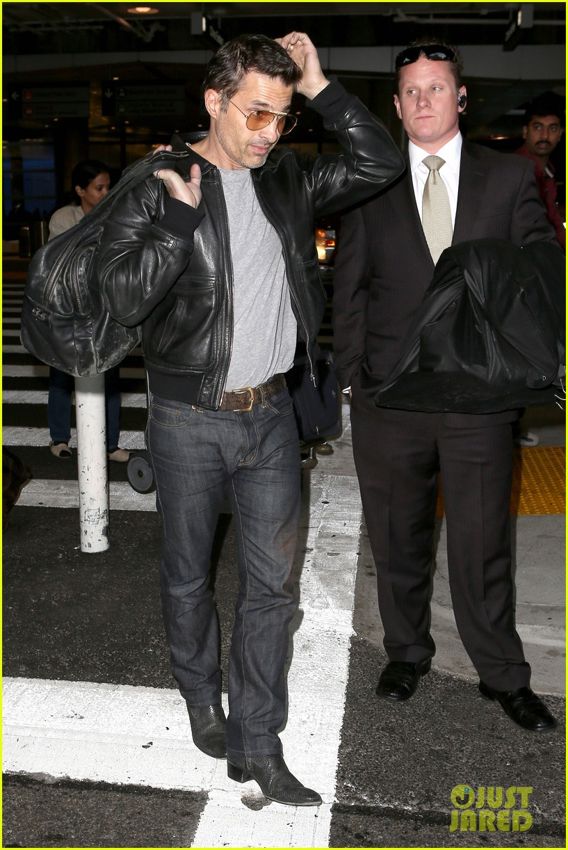 olivier martinez back in the states after promoting physician 173016506