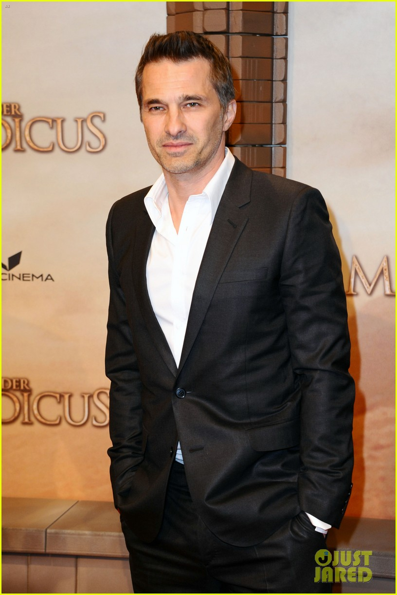 olivier martinez the physician german premiere 123013520