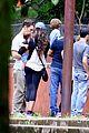 matthew mcconaughey family zoo trip in brazil 12