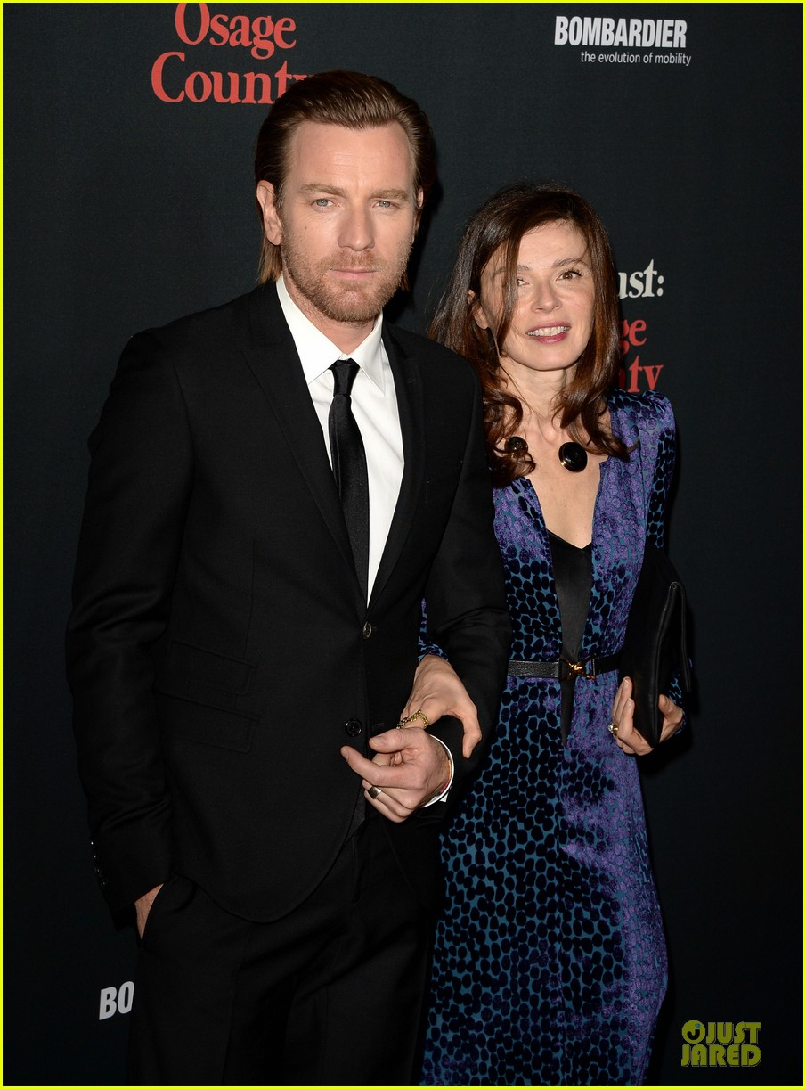 ewan mcgregor dermot mulroney august osage county la premiere 023013407