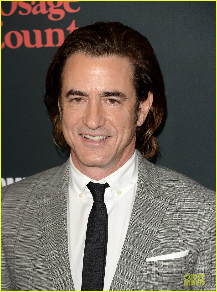 ewan mcgregor dermot mulroney august osage county la premiere 033013408