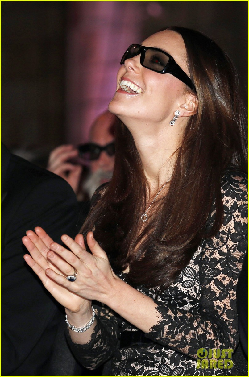 kate middleton prince william glam up for 3d movie premiere 023010006