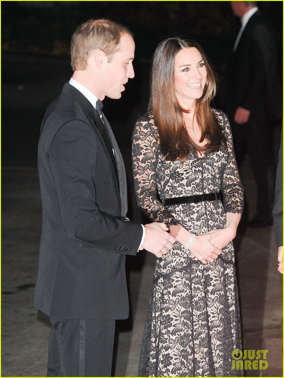 kate middleton prince william glam up for 3d movie premiere 13