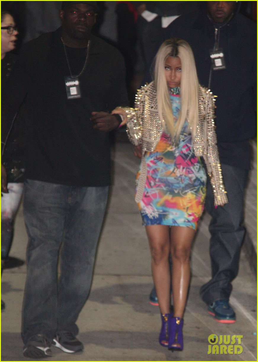 nicki minaj kelly rowland jay z concert ladies 023008864