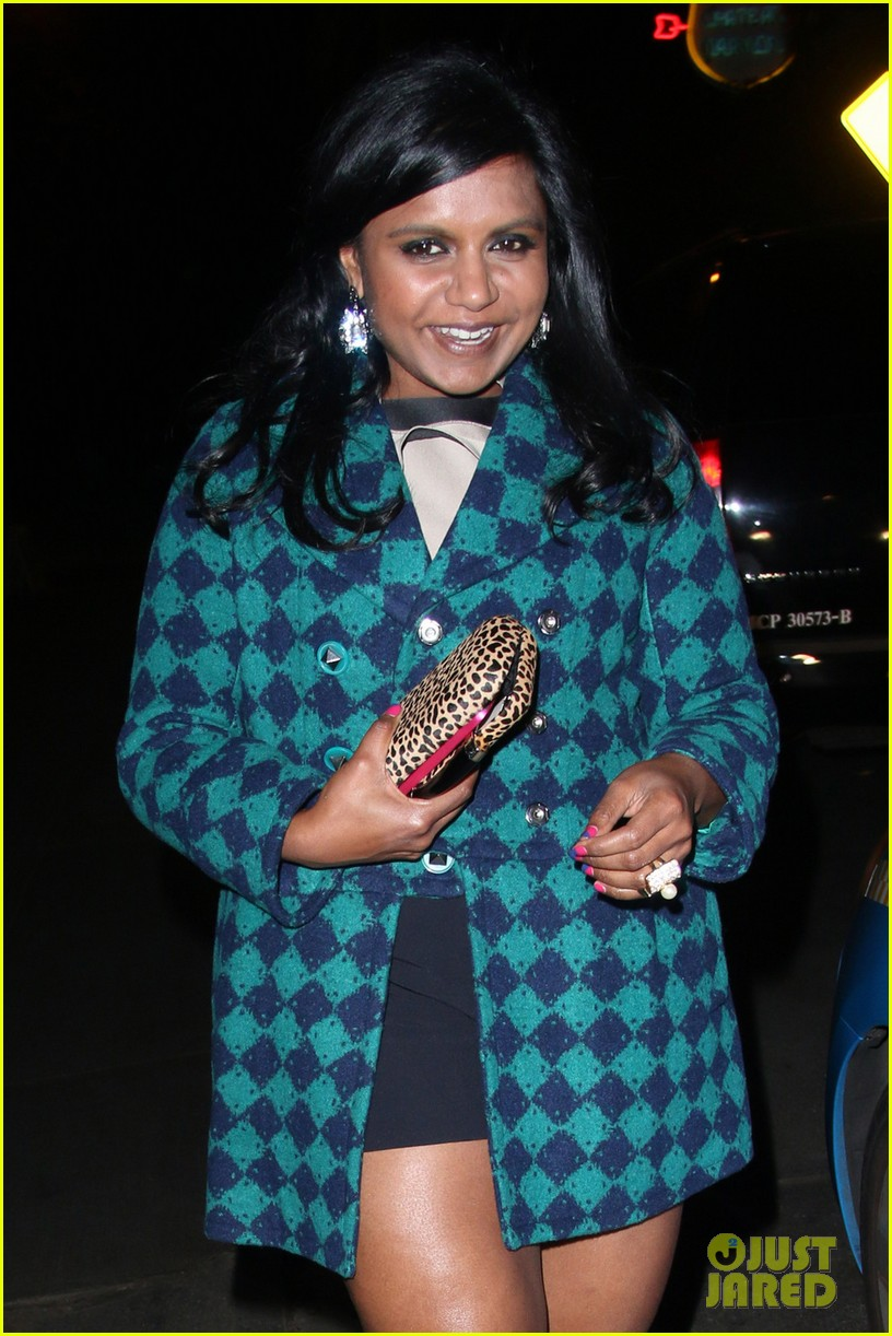 mindy kaling i like strong men which surprises people 053007736