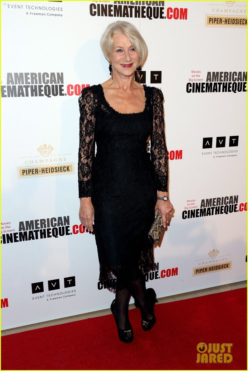 helen mirren armie hammer american cinematheque awards 2013 093011192