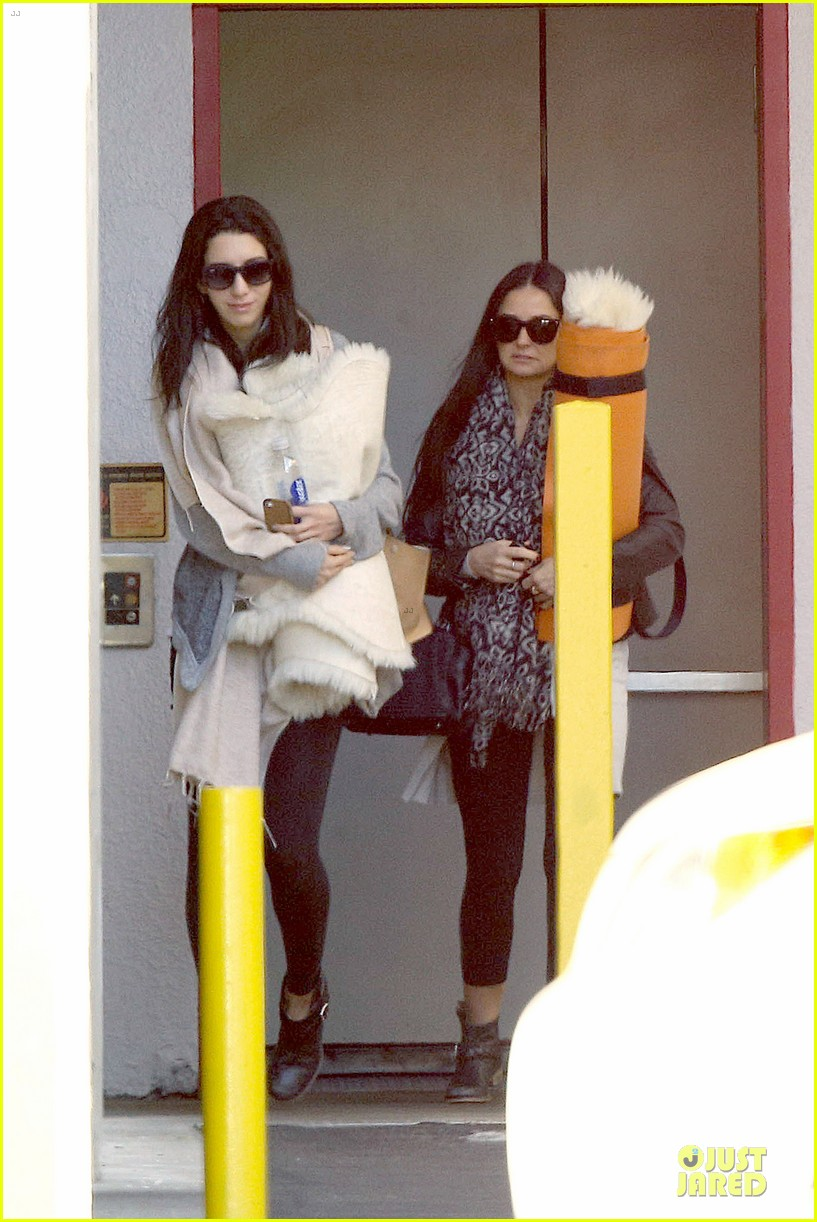 demi moore andy lecompte hair appointment 053012774