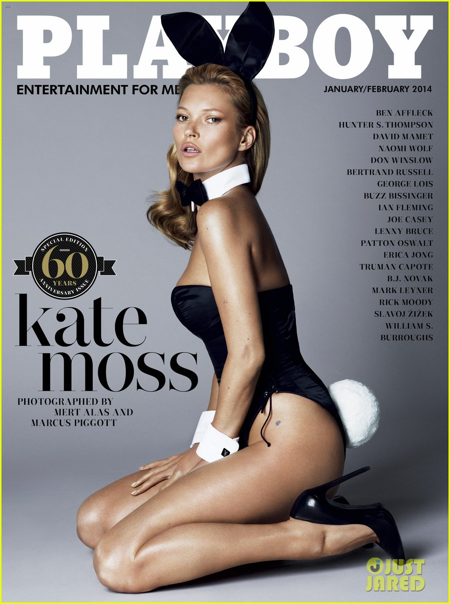 kate moss covers playboy 60th anniversary issue 043003376