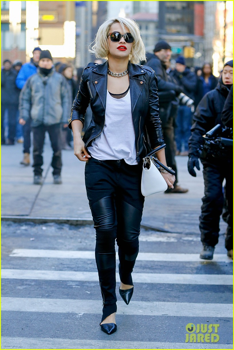 rita ora dkny fashion shoot in nyc 123013565