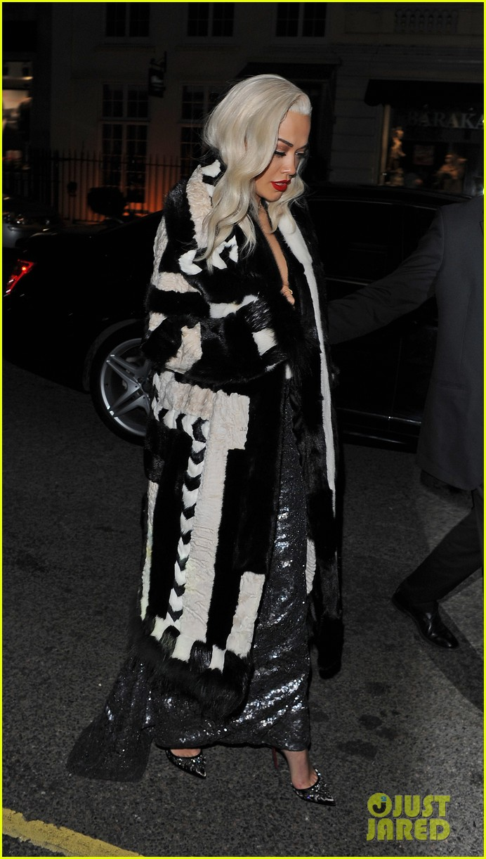 rita ora steps out after fifty shades casting news 013004092