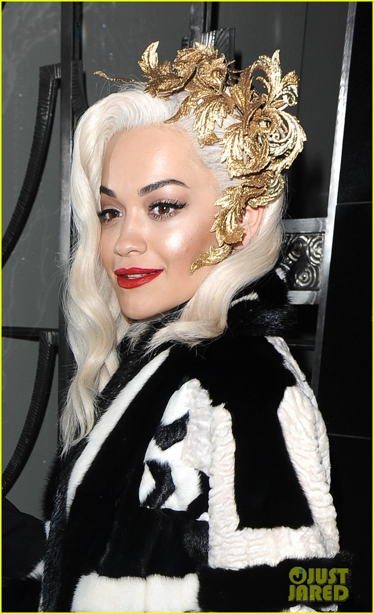 rita ora steps out after fifty shades casting news 023004093