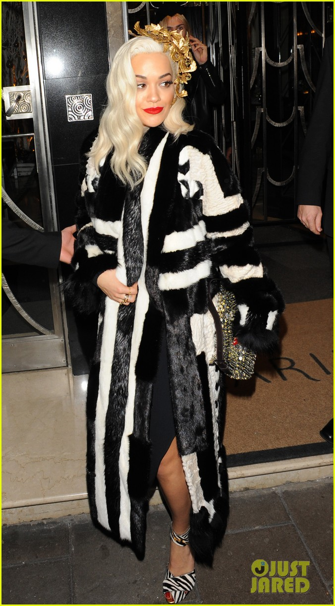 rita ora steps out after fifty shades casting news 053004096