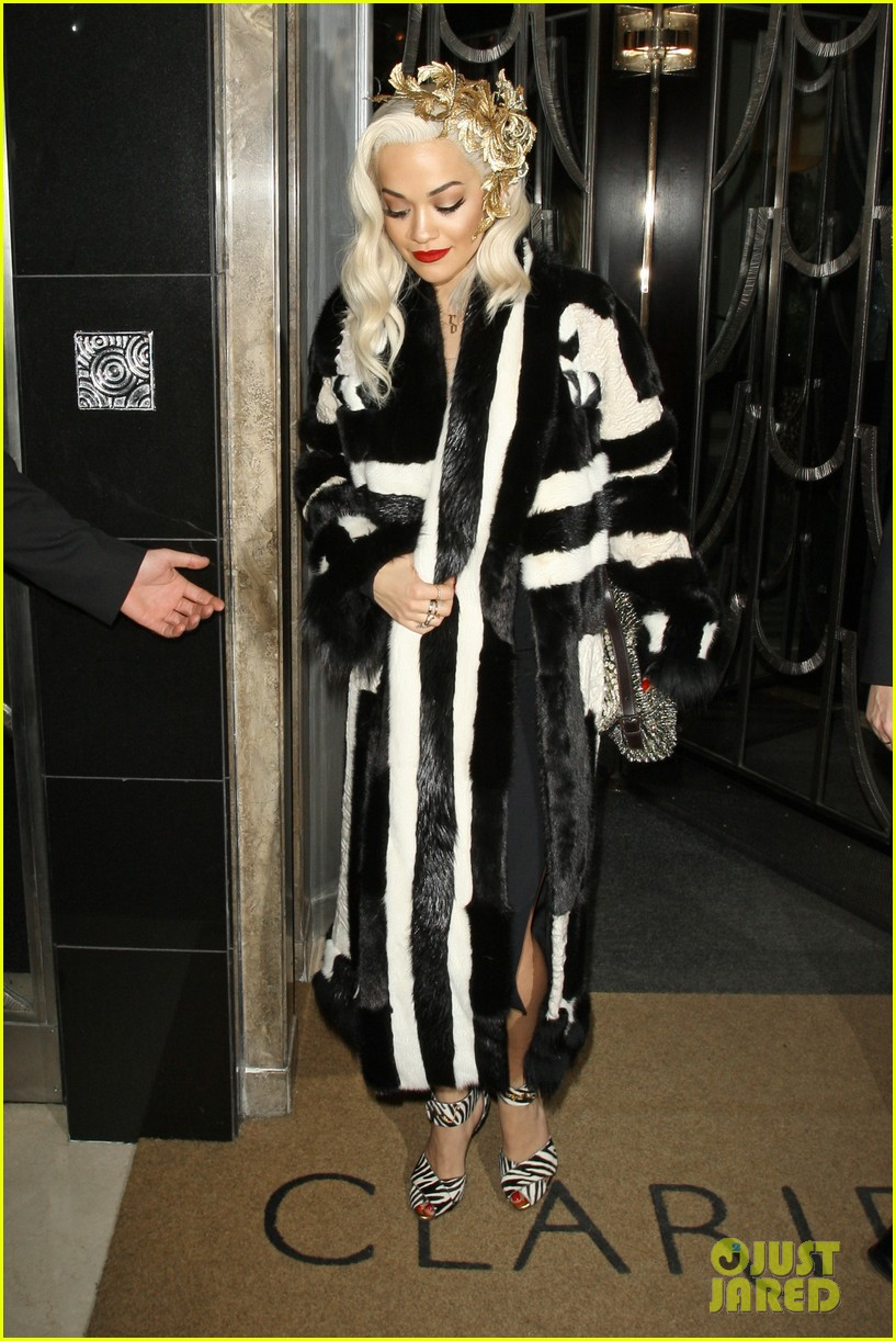 rita ora steps out after fifty shades casting news 103004101