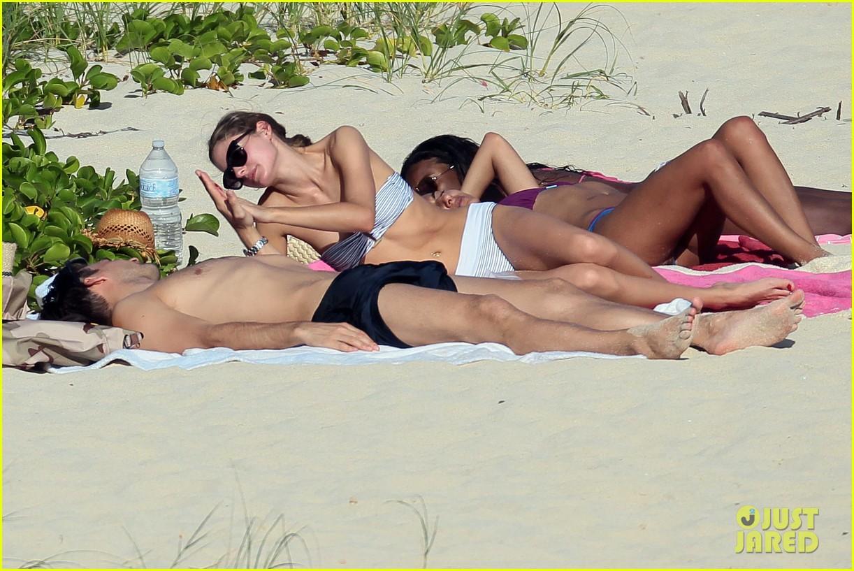 olivia palermo johannes huebl st barts beach vacation 073019828