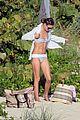 olivia palermo johannes huebl st barts beach vacation 15