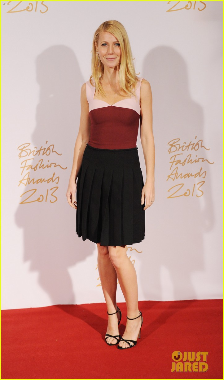 gwyneth paltrow british fashion awards 2013 013003576