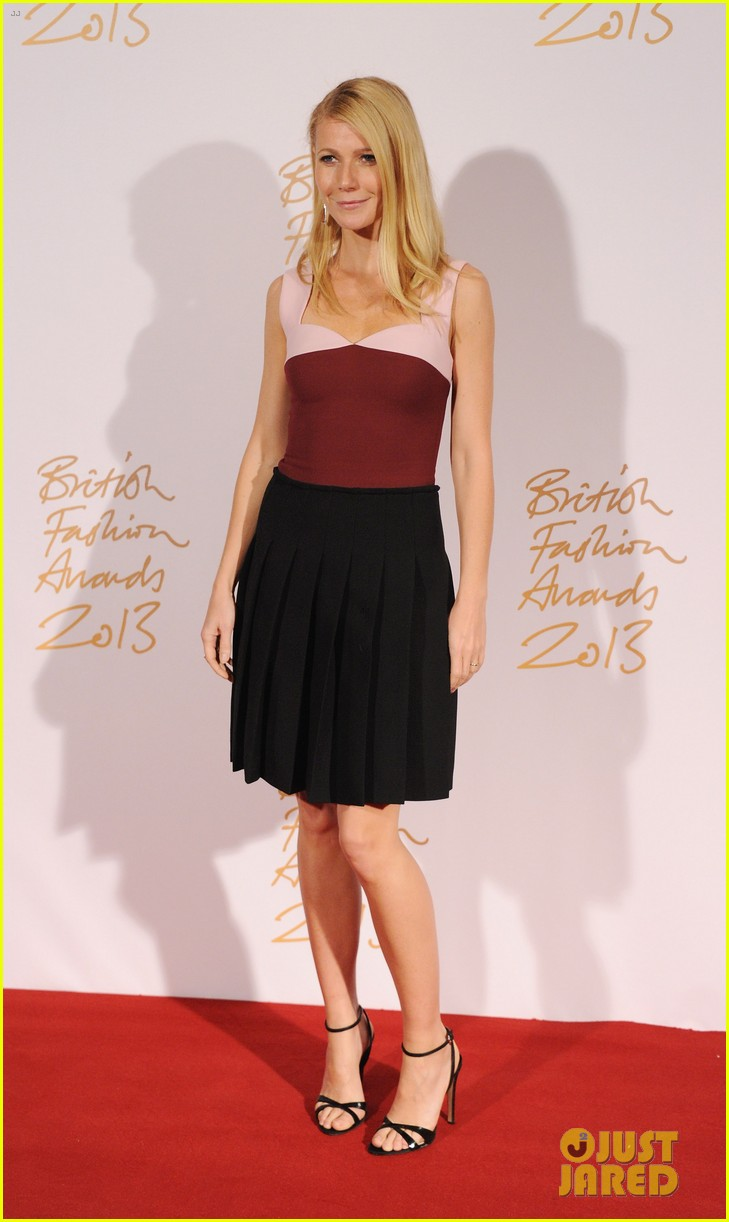 gwyneth paltrow british fashion awards 2013 033003578