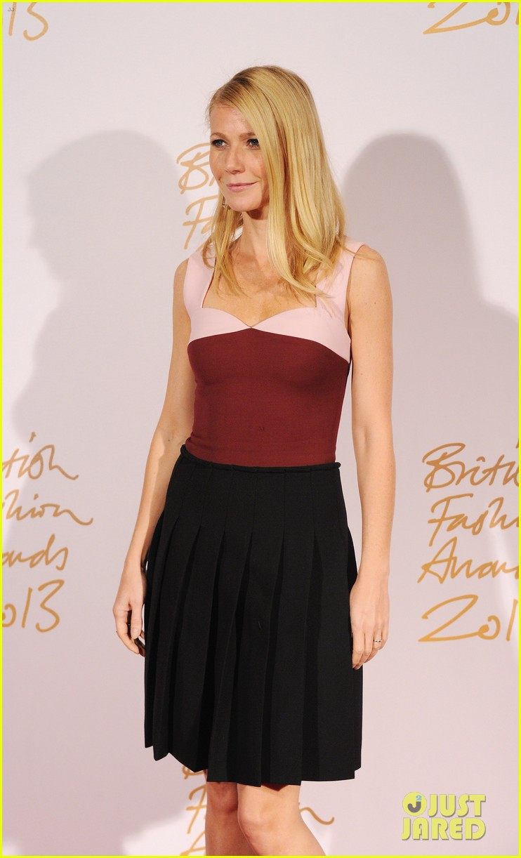 gwyneth paltrow british fashion awards 2013 043003579