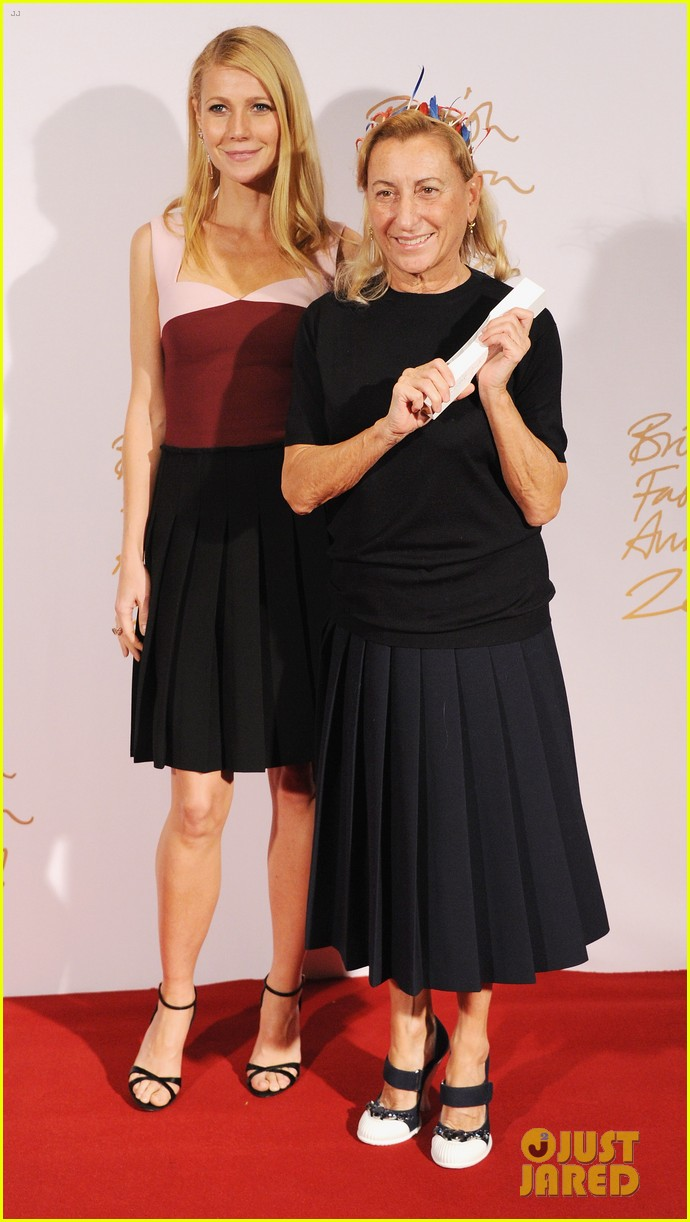 gwyneth paltrow british fashion awards 2013 05