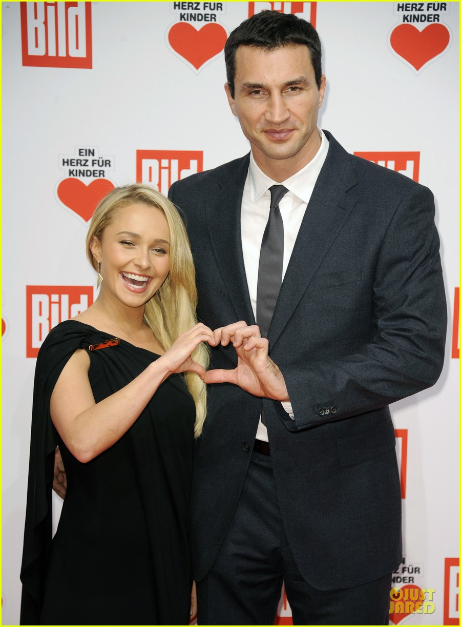 Hayden Panettiere & Wladimir Klitschko: Ein Herz Fuer Kinder Gala