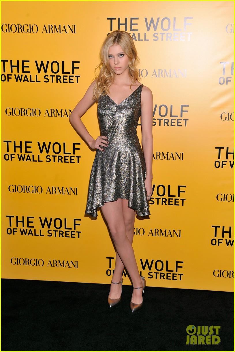 nicola peltz wolf of wall street premiere 033014293