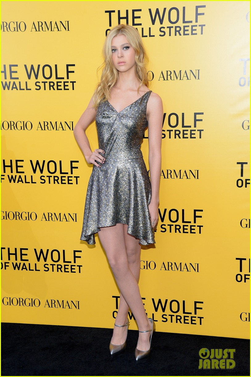 nicola peltz wolf of wall street premiere 093014299