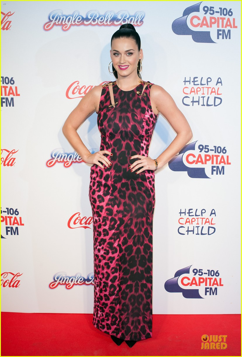 katy perry capital fm jingle bell ball 2013 033007291