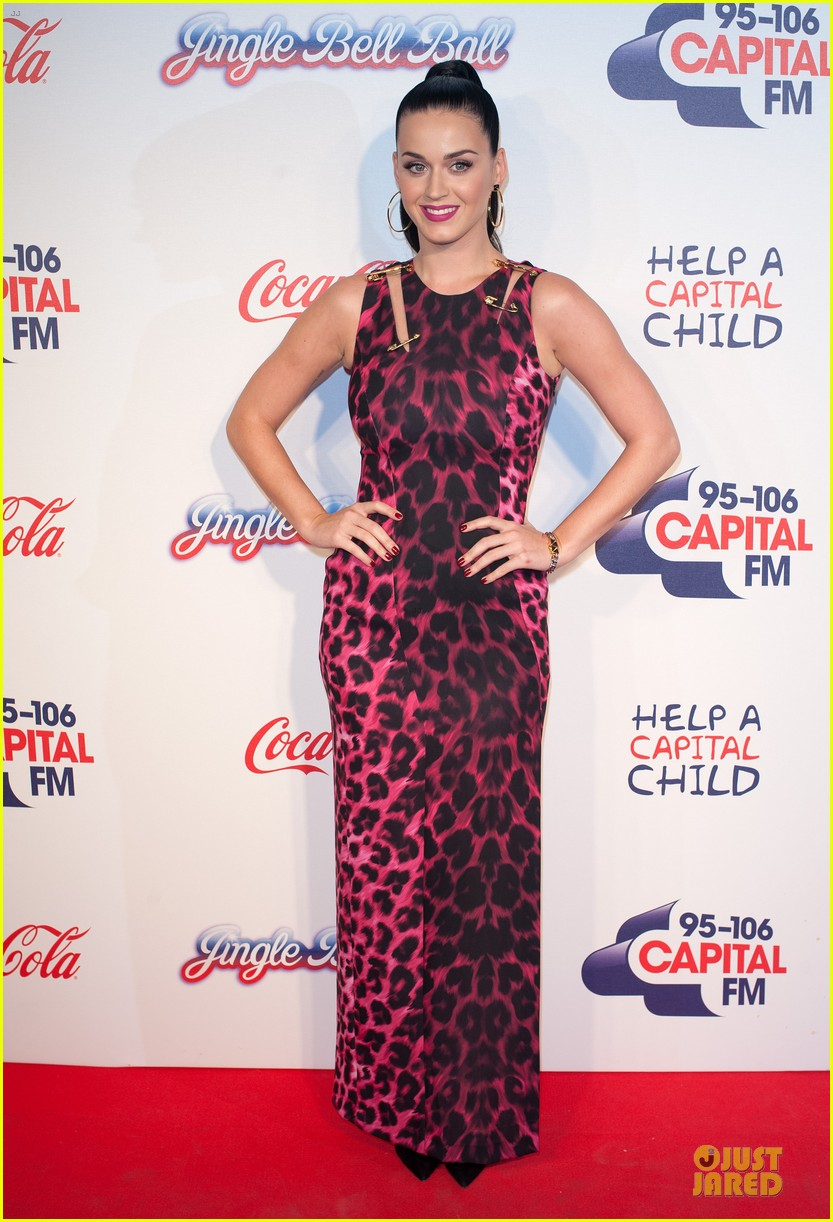 katy perry capital fm jingle bell ball 2013 07