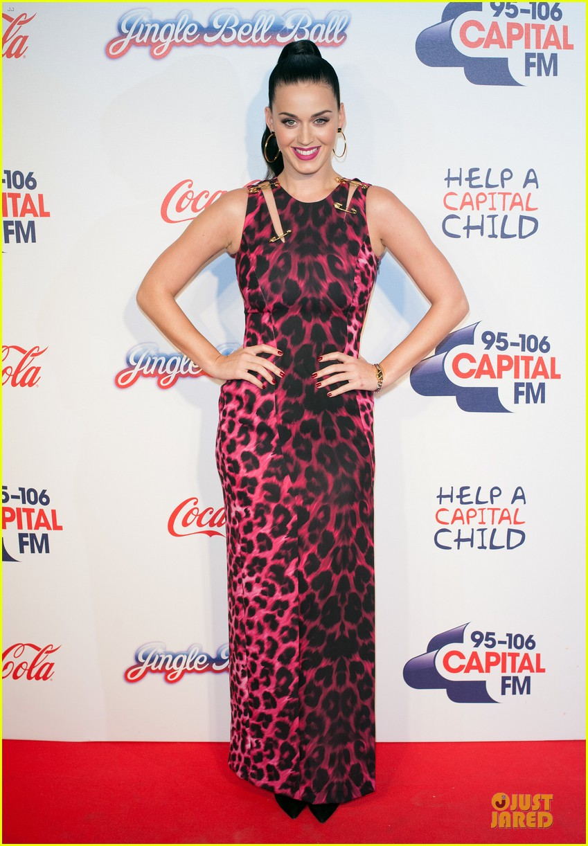 katy perry capital fm jingle bell ball 2013 08