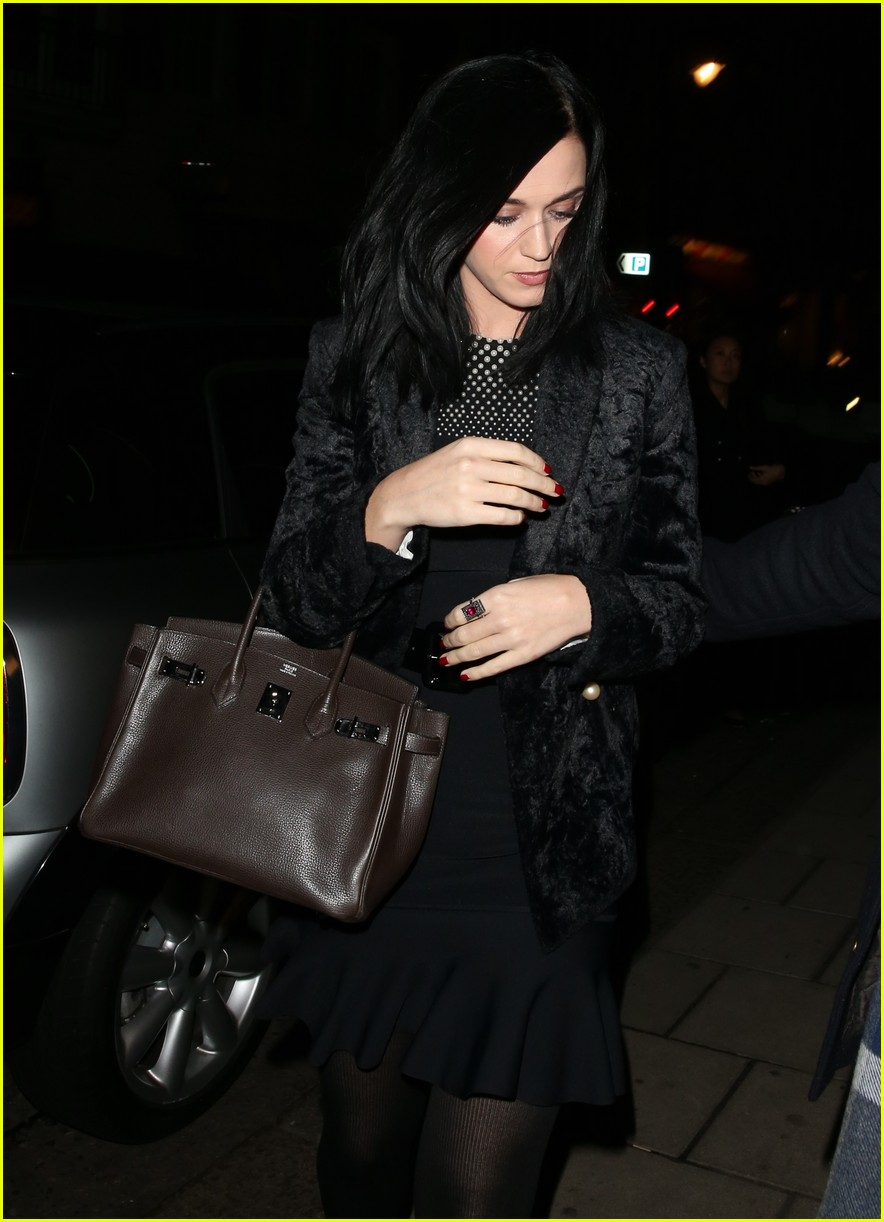katy perry restaurant 34 dinner with ellie goulding 073008662