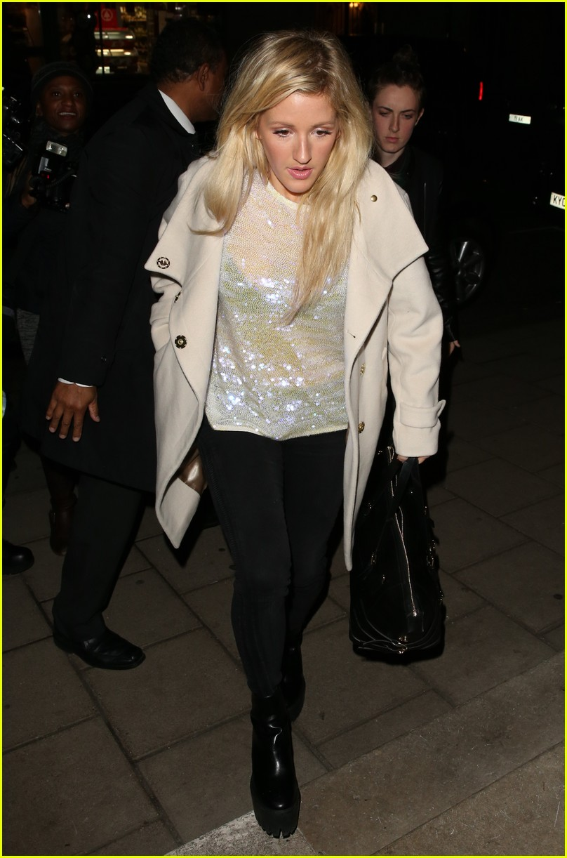 katy perry restaurant 34 dinner with ellie goulding 113008666