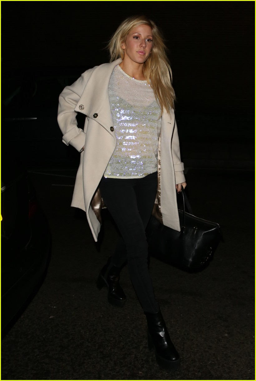 katy perry restaurant 34 dinner with ellie goulding 17
