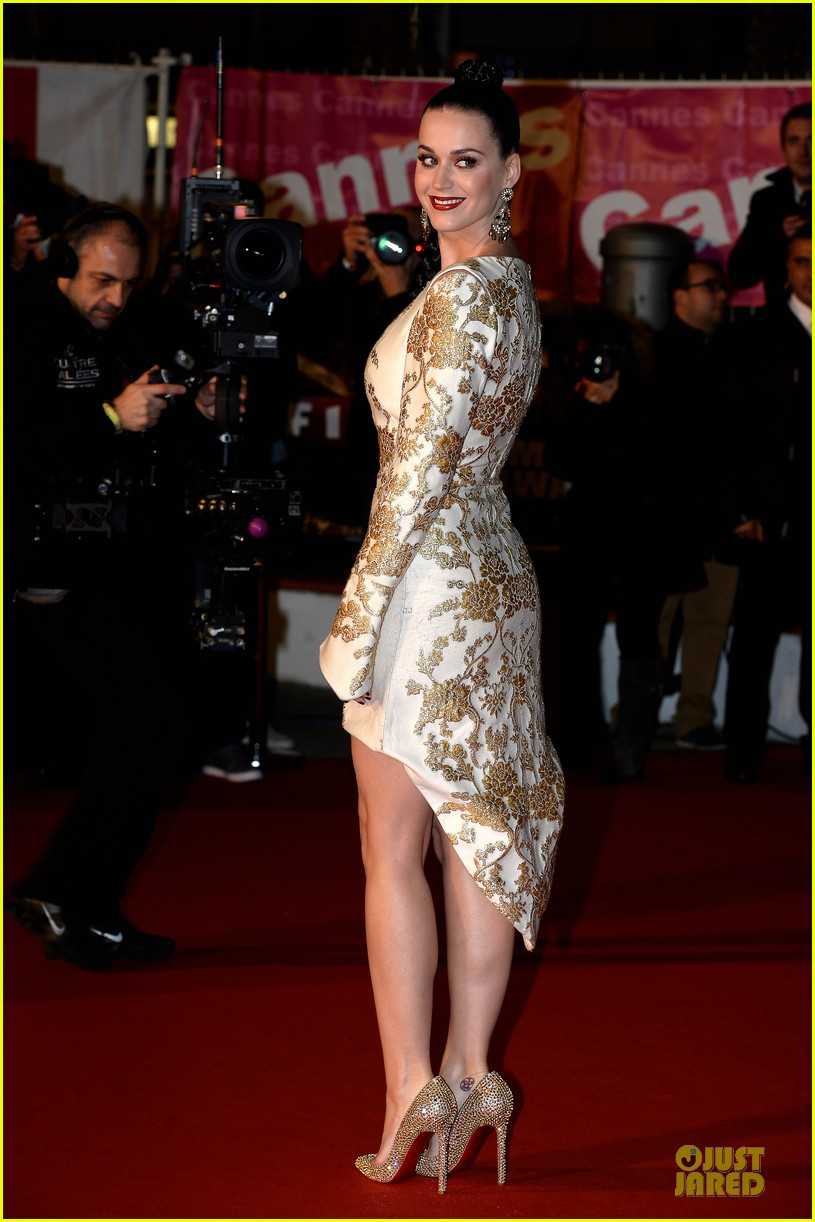 katy perry golden girl at nrj music awards 2013 03
