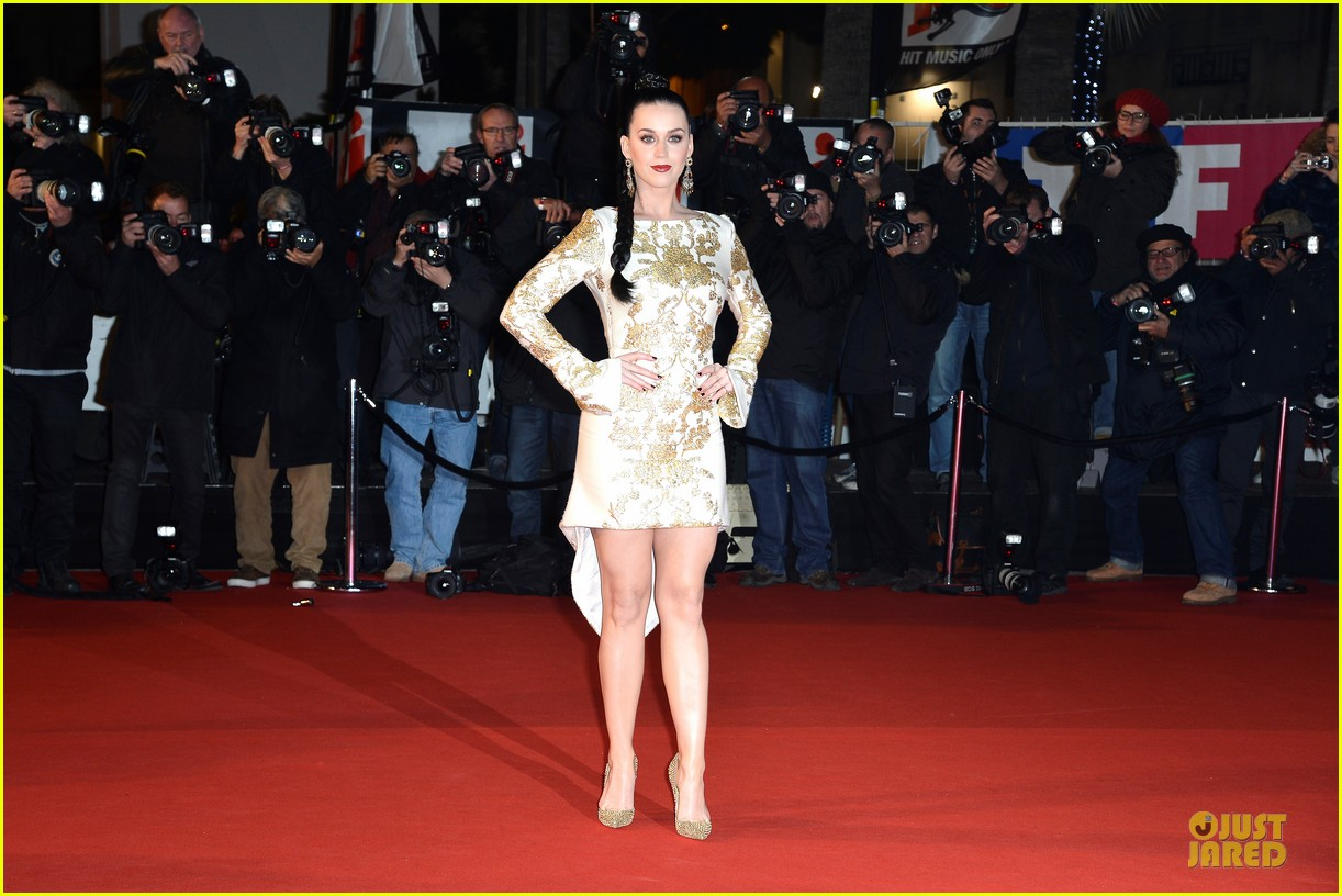 katy perry golden girl at nrj music awards 2013 063011949