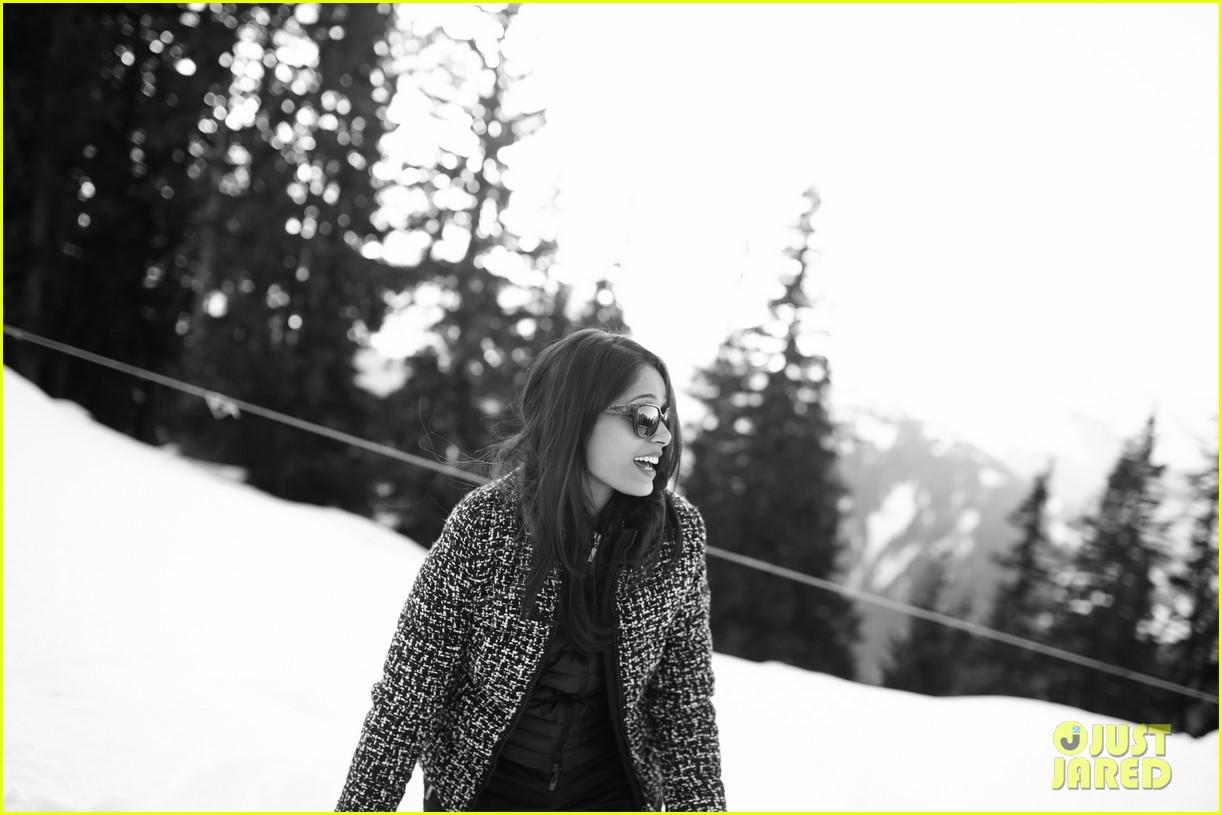 freida pinto asmallworld winter weekend in switzerland 333013099
