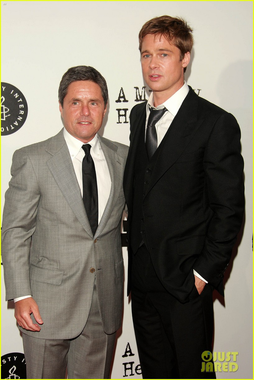 brad pitt plan b co founder brad grey part ways 033009286