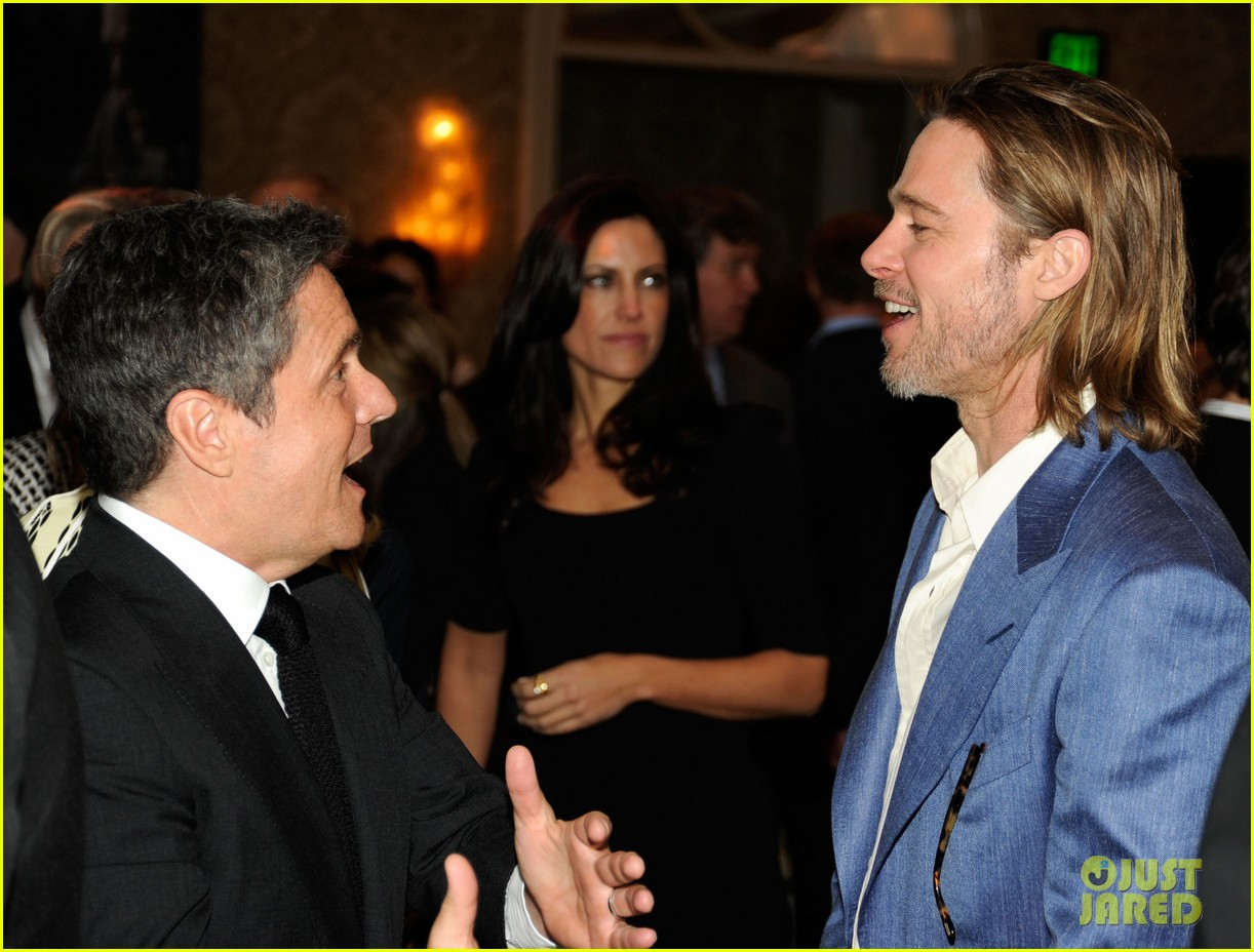 brad pitt plan b co founder brad grey part ways 053009288