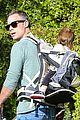 freddie prinze jr walks the dog with son rocky 04