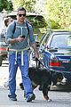 freddie prinze jr walks the dog with son rocky 11