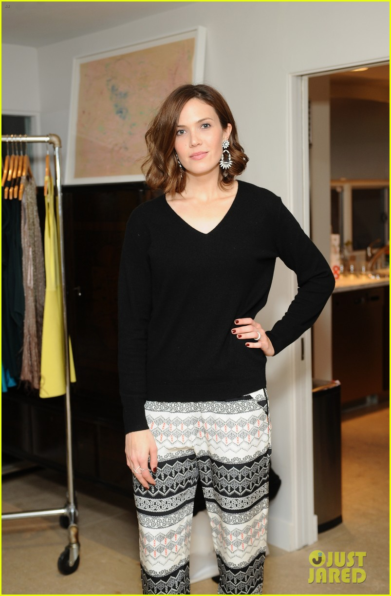 nikki reed mandy moore a parker party 033009639