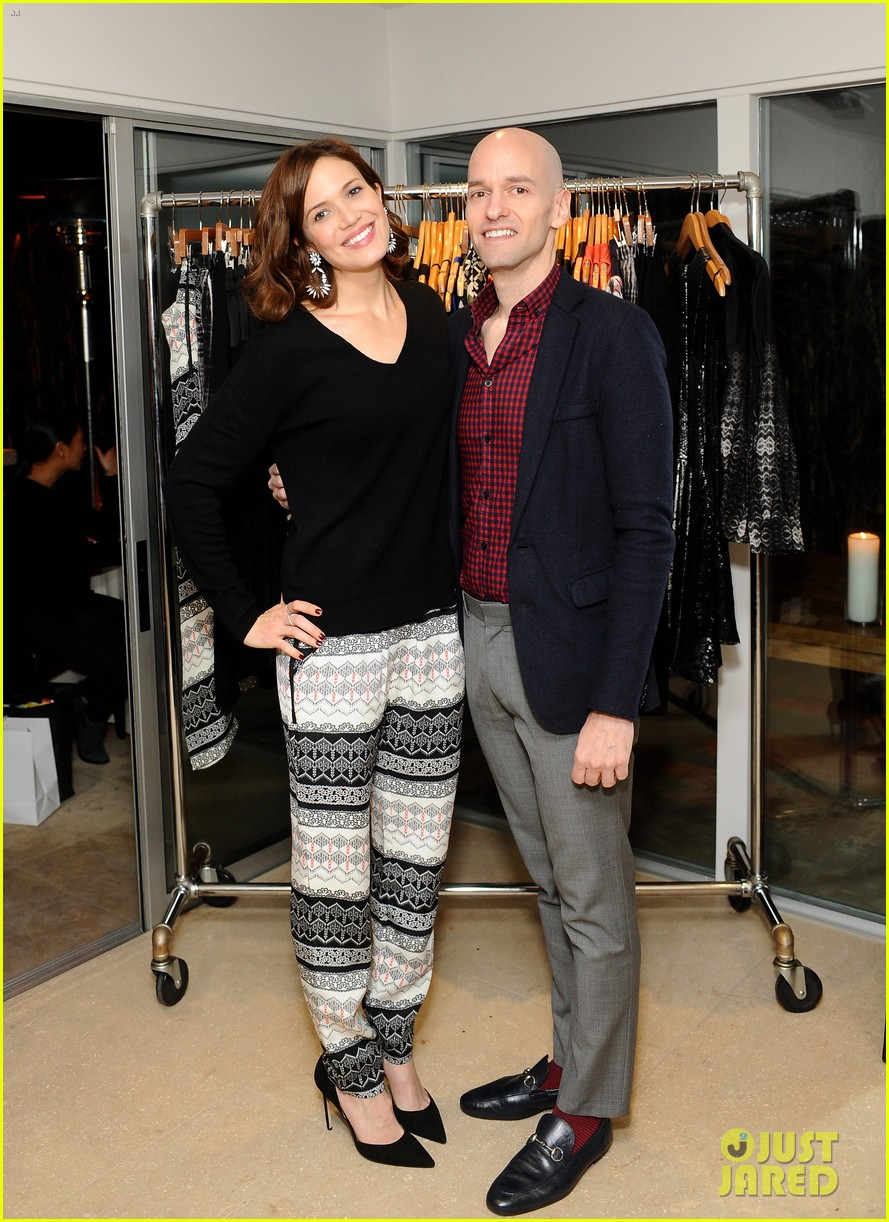 nikki reed mandy moore a parker party 123009648
